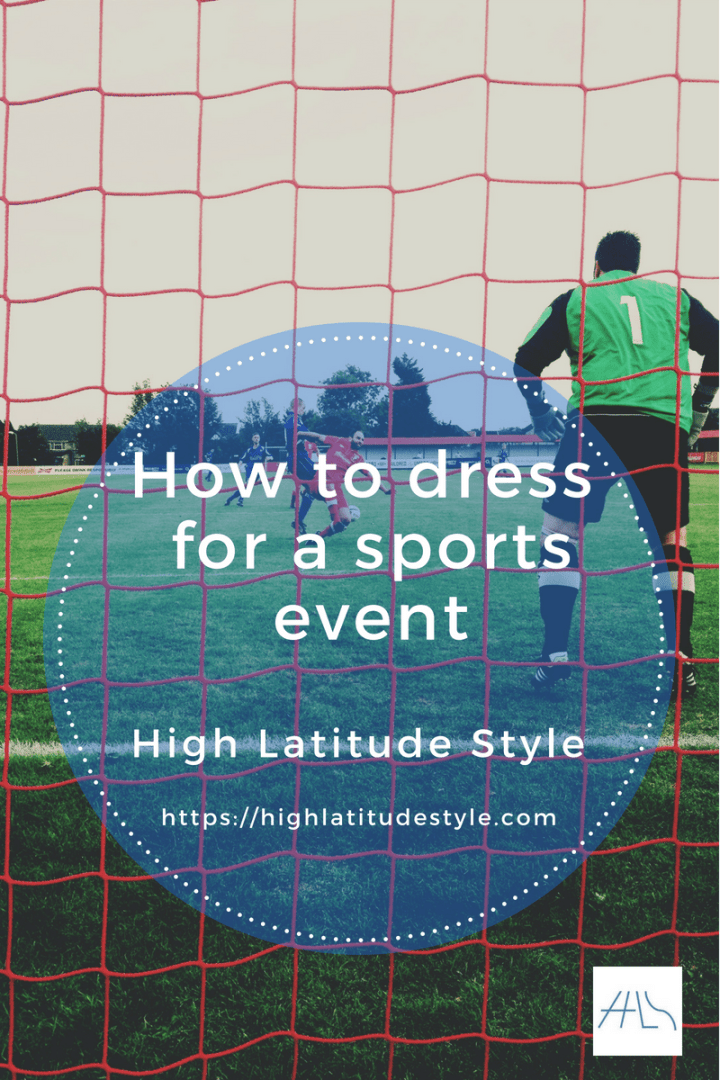 7 tips to look great at a sportsevent