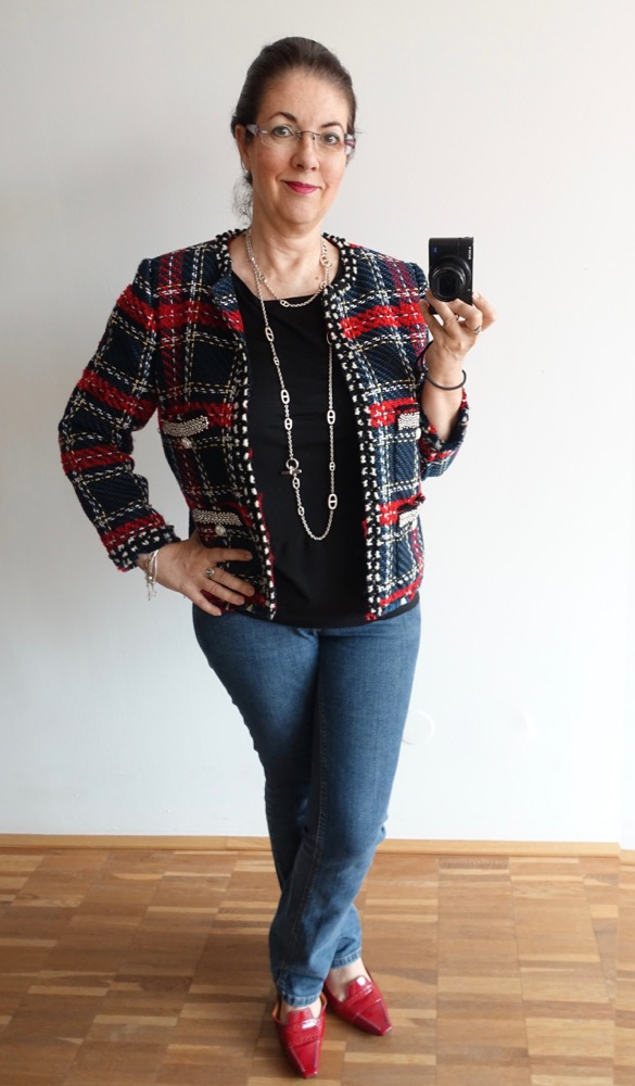 #linkup Top of the World OOTD My Fav Happy Face 313