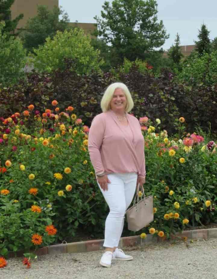 #linkup Top of the World Style Winner Julie