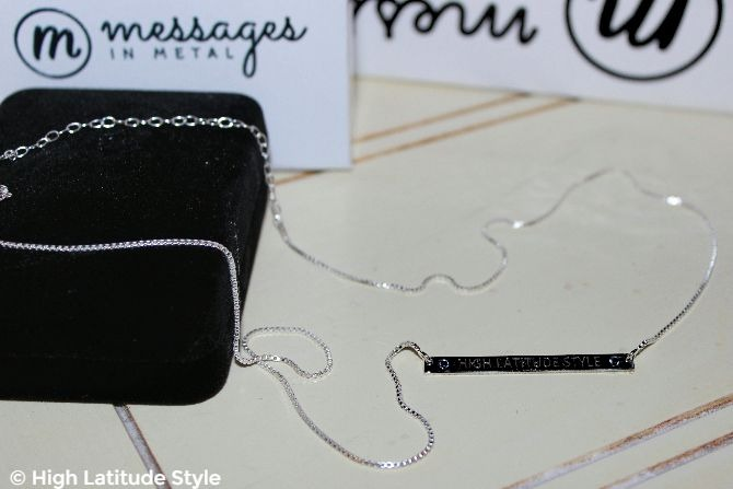 #jewelryover40 adjustable chain