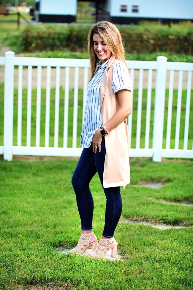 #linkup #fashion Top of the World OOTD Readers' Fav Carrie