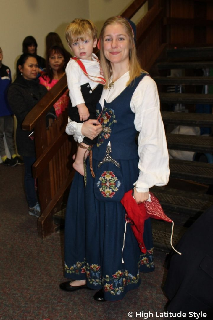Norwegian traditional clothing