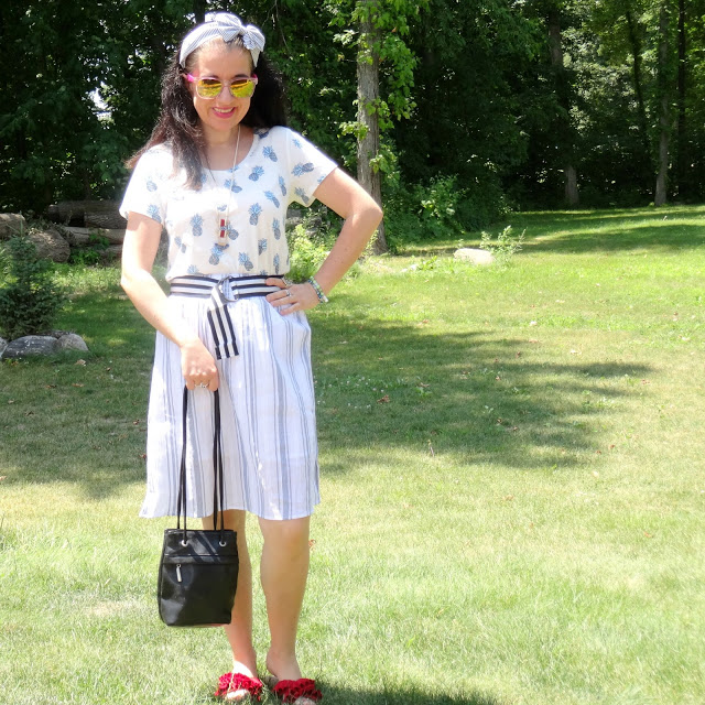 Top of the World Style Winner Ada Furhzi of Elegance and Mommyhood