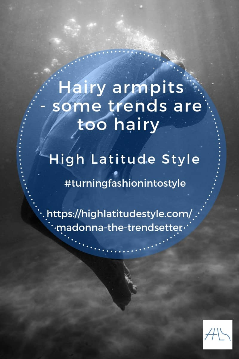 Some trends are too hairy to follow