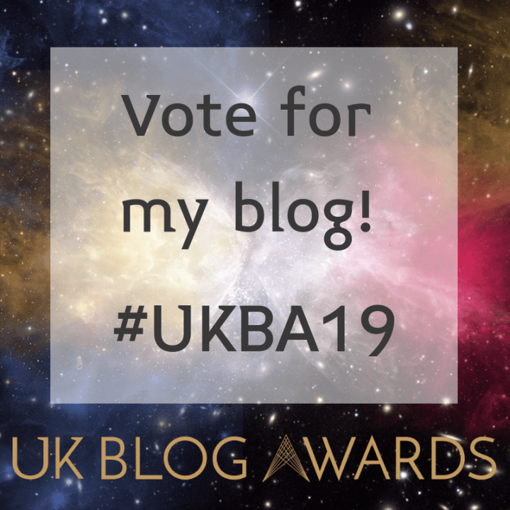 #HighLatitudeStyle #UKBlogAwards Vote for High Latitude Style