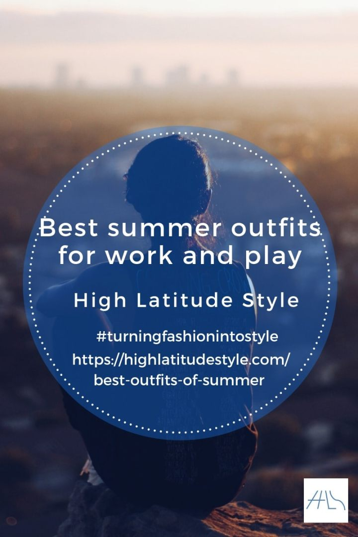 #chicover50 #summerstyle Best summer outfits for work and play for women over 50