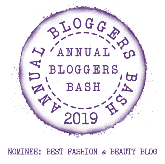 Annual Bloggers Bash Awards Nominee Best Fashion and Beauty Blog