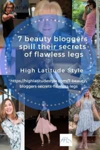 7 Beauty Bloggers Spill Their Secrets of Flawless Legs