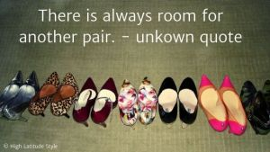 Read more about the article What Is It with Women and Shoes?
