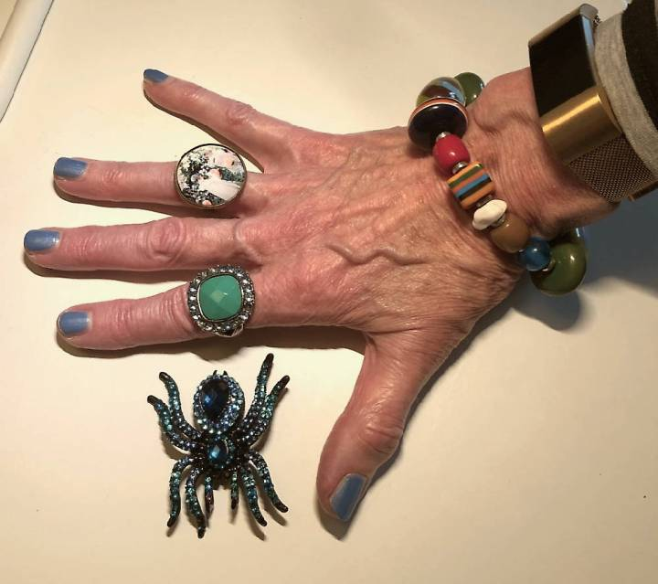 vintage glam jewelry