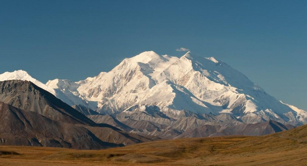 """Mt. McKinley ""Denali"" elevation 20,320 feet"" by Timothy Wildey is licensed under CC BY-NC 2.0"