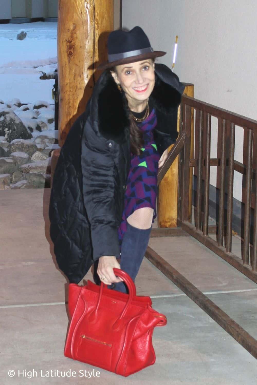 What to wear in Alaska in November (Lookbook)