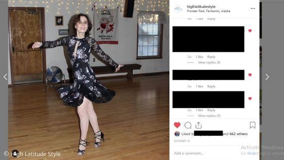 instagram snapshot og High Latitude Style's likes