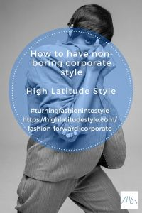 How to have non-boring corporate style