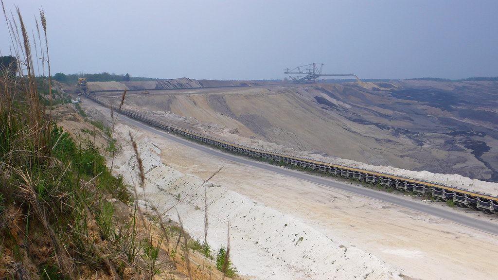 """openpit mining """"P1340202"""" by annettebouvain is licensed under CC BY-NC-ND 2.0"""