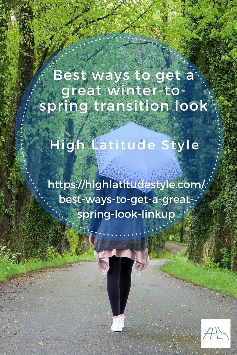 Best Ways to Get a Great Winter-to-Spring Transition Look