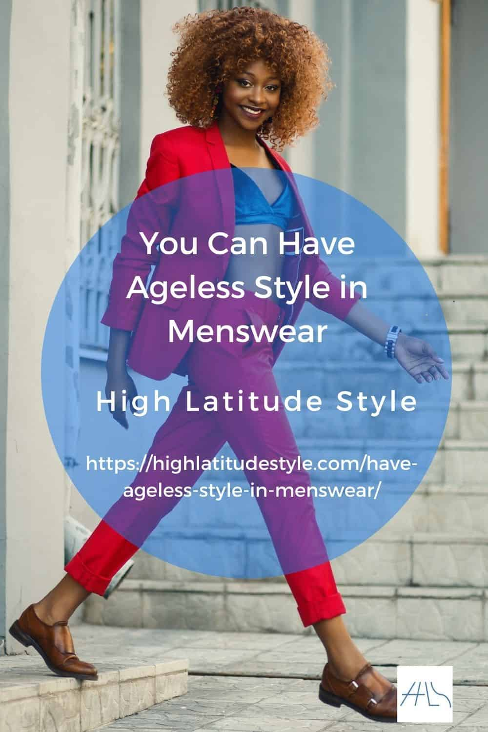 You are currently viewing You Can Have Ageless Style in Menswear