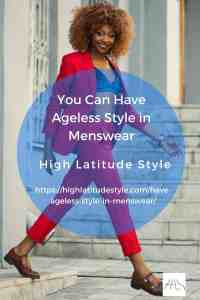 Read more about the article You Can Have Ageless Style in Menswear