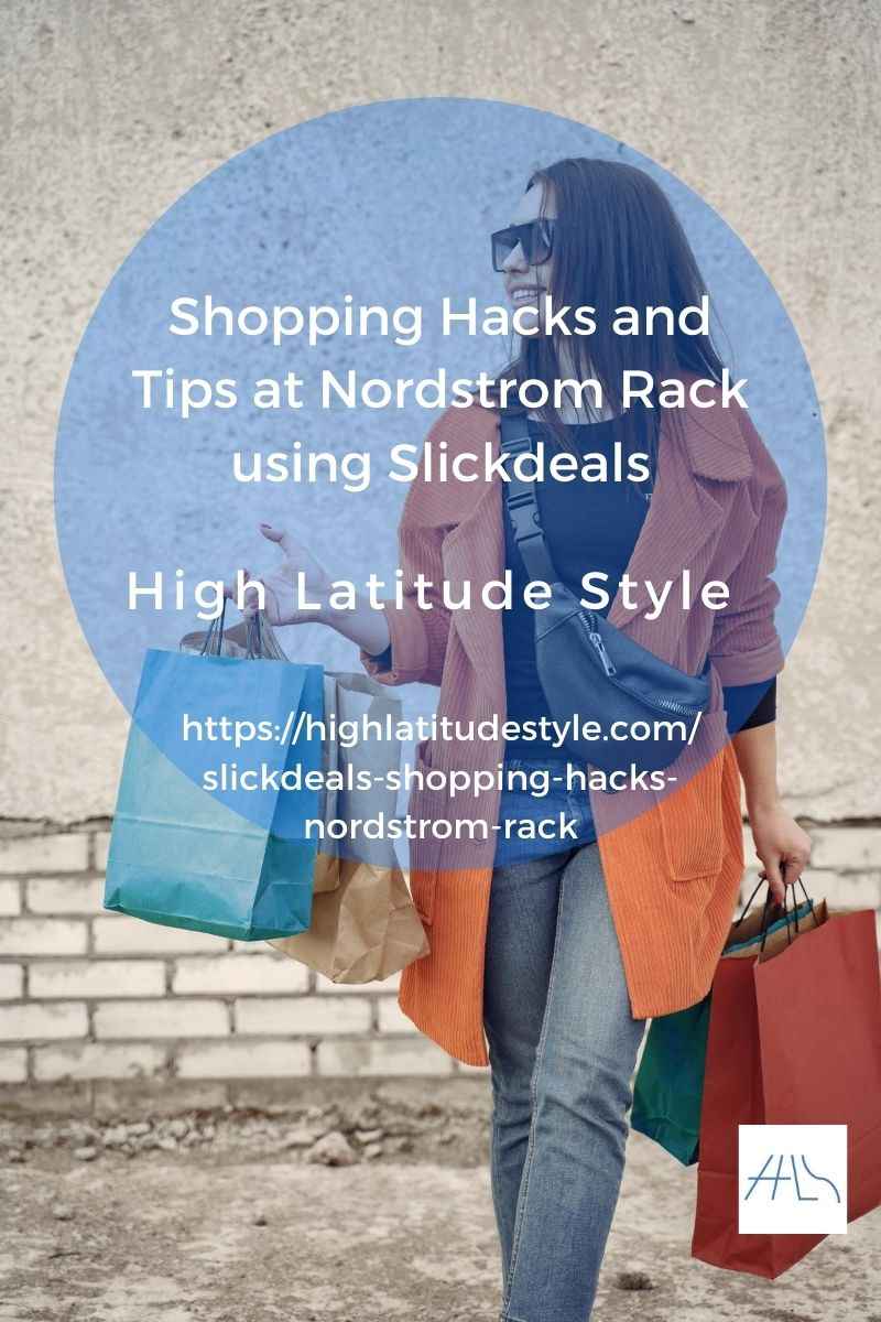 post banner shopping Nordstrom Rack with Slickdeals coupons