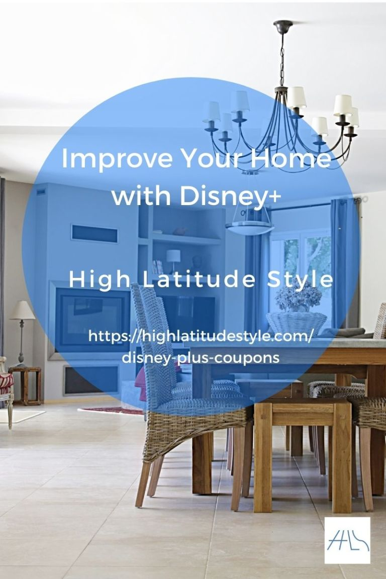 Saving with Coupons on Home Improvement with Disney+