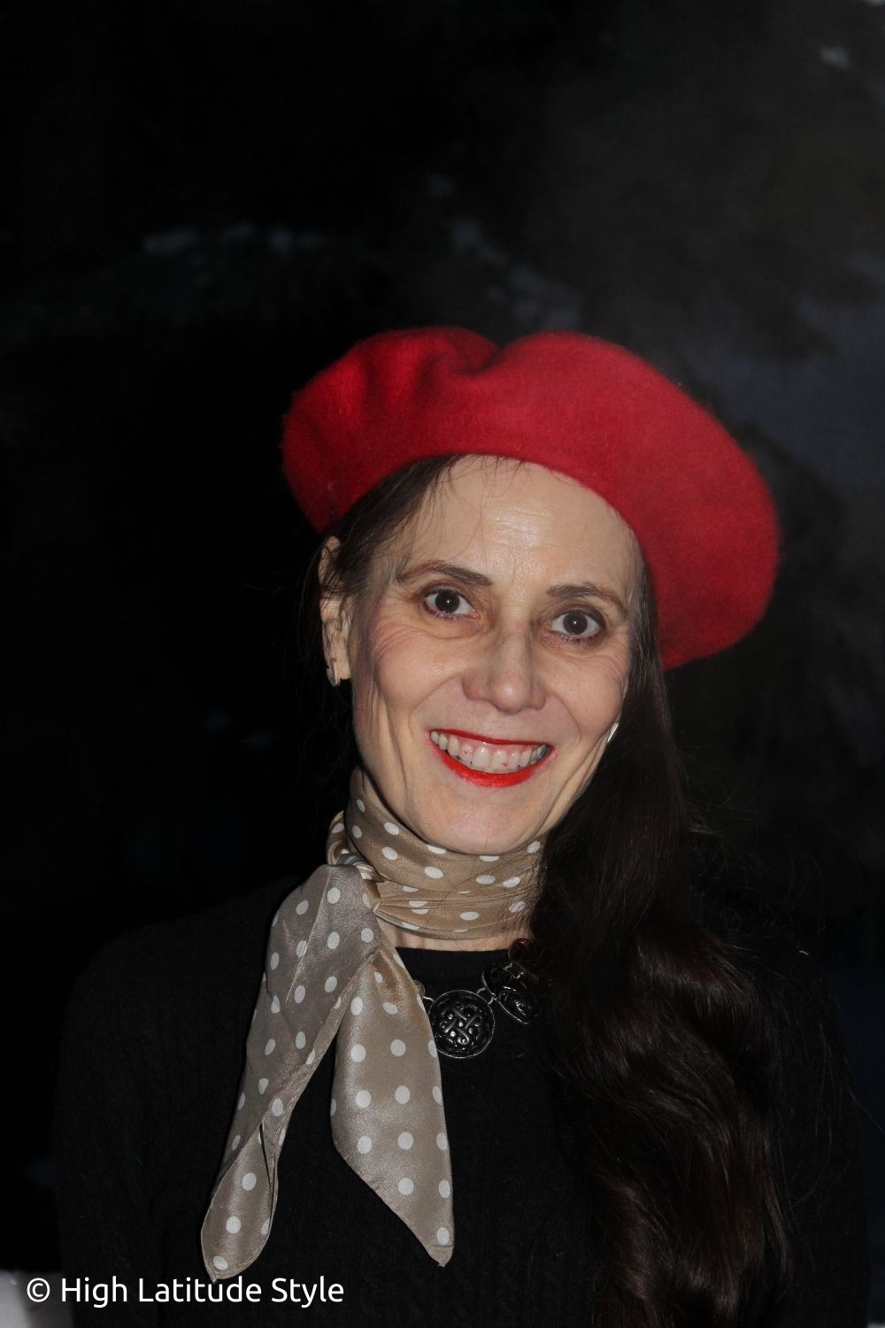 If You Can Only Buy 1 Trend This Season Get a Beret