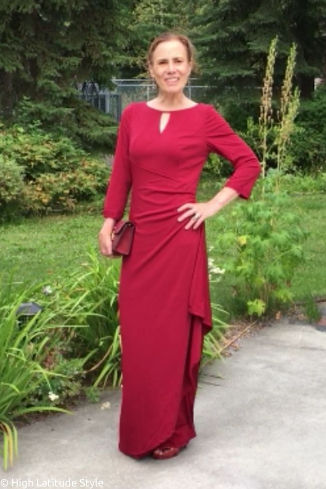 stylist in Ever Pretty inexpensive special occasion dress