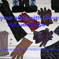 Love gloves to improve your look, not only for protection