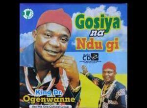 Photo of King Ogenwanne – Uma Nwoke Uma Nwanyi