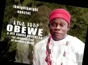 Photo of King Prof Obewe – Ugbo Odumodu