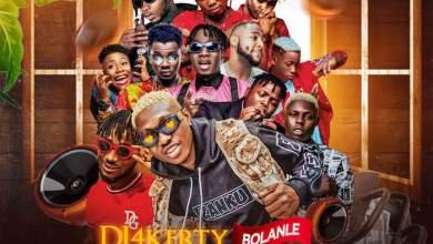Photo of DJ 4kerty Ft. Bodeblaq x Naira Marley x Zlantan – Bolanle Owomida Marlians Mix