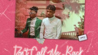 "Photo of Joeboy – ""Don't Call Me Back"" ft. Mayorkun"