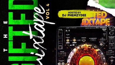 Photo of DJ Phemzydee – The Gifted Mix (Vol. 4)