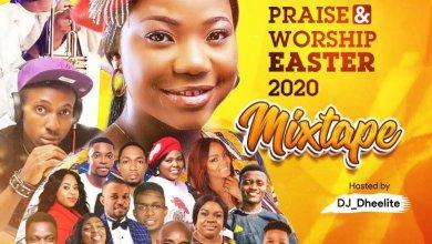 Photo of Kingdomboiz Praise & Worship Easter 2020 Mixtape