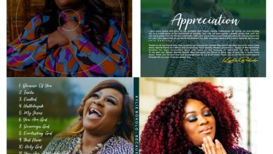 """Photo of Album: Kylie Bokolo Releases Highly Anticipated Debut Album, """"Because Of You"""" [Instagram: @KylieGbokolo]"""