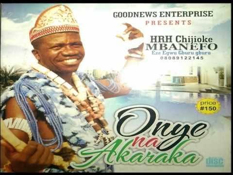 DOWNLOAD MP3 Prince Chijioke Mbanefo - Agha Egbuna Ndi Igbo (FULL