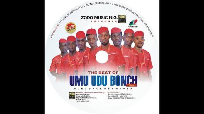 Umu udubonch - Ugegbe Mmanwu
