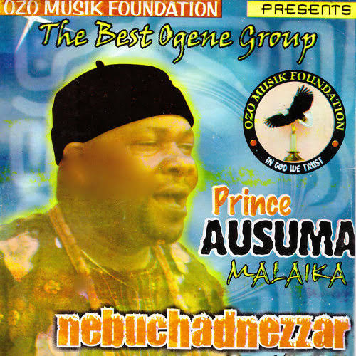 Prince AUSUMA MALAIKA - Nebuchadnezzar (FULL ALBUM)