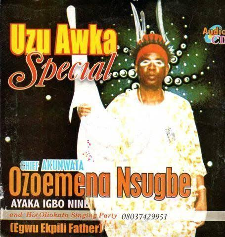 List of Igbo Highlife Musicians Who are Traditionalists (Juju) Singers