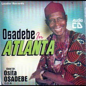 Chief Stephen Osita Osadebe - So Chukwuma