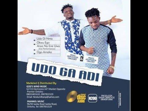 Umu Obiligbo - Udo Ga Adi (Igbo Highlife Music Album)