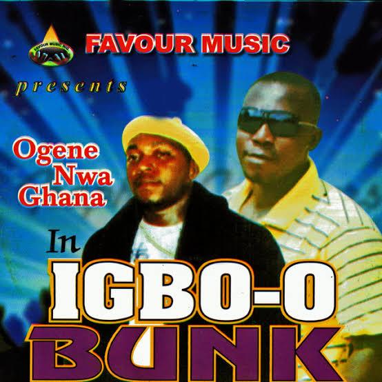 DOWNLOAD MP3 Ogene Nwa Ghana – Igbo-o Bunk (Latest Igbo