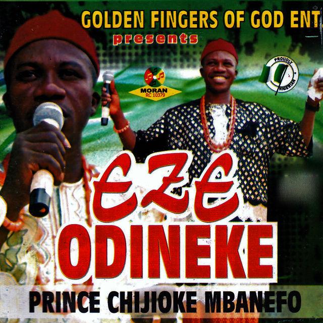 Prince Chijioke Mbanefo - Emma Bishop Okonkwo