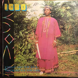 Chief Akunwata Ozoemena Nsugbe - Chinedu Eluemuno (All tracks) Igbo Highlife Music