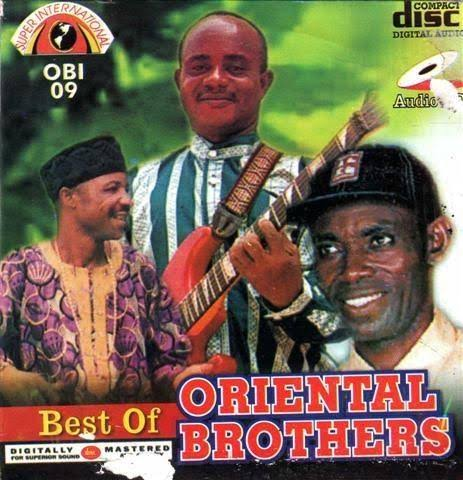 Best of the Oriental Brothers International (Track 2)