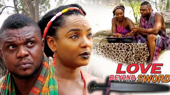 Best Epic Love Song: Ken Erics & Chioma Akpotha In LOVE BEYOND SWORD