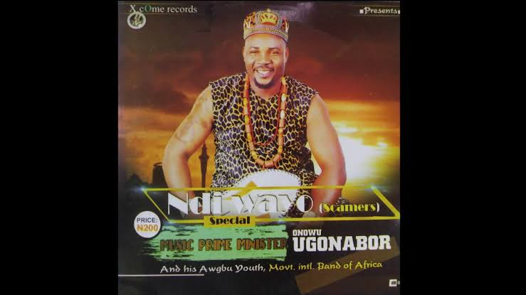 DOWNLOAD MP3 FULL ALBUM: Onowu Ugonabo - Ndi Wayo Special