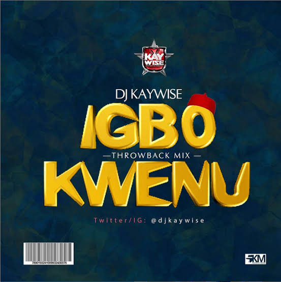 Igbo Kwenu Nonstop Dj Mix (Igbo Old skul Highlife Dj Mixtape 2019) - June Edition by DJ BLAZE