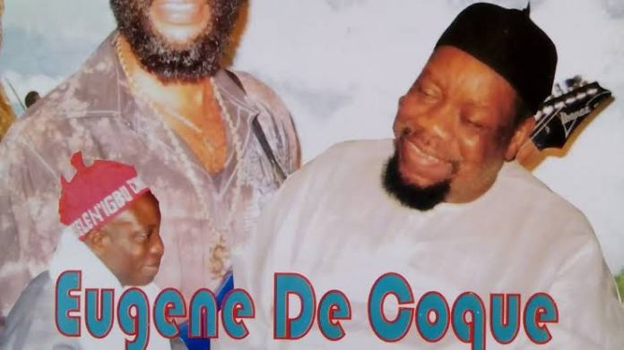 Eugene De Coque - Ka Emesia Ikemba Ndi Igbo (Tribute to Ojukwu)