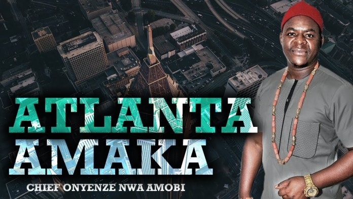 Chief Richard Onyenze Nwa Amobi - Atlanta Amaka