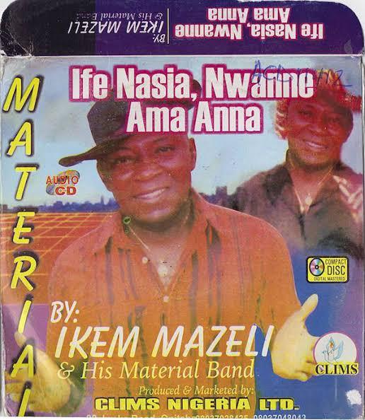 Ikem Mazeli - Ife Ntinye | Igbo High Life Music